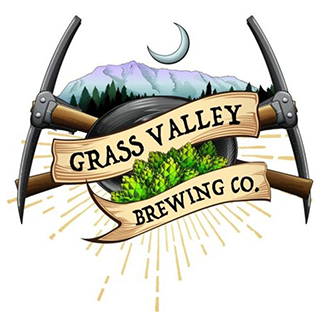 Grass Valley Brewing Company Logo
